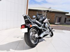 2007 Harley Davidson Softail  Rocker Gauteng De Deur_3