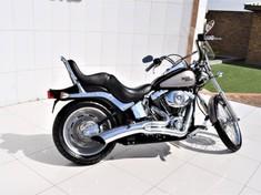2007 Harley Davidson Softail  Rocker Gauteng De Deur_4