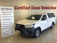 2020 Toyota Hilux 2.4 GD Single Cab Bakkie Western Cape