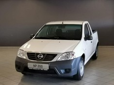2021 Nissan NP200 1.6  Pu Sc  Gauteng Alberton_0