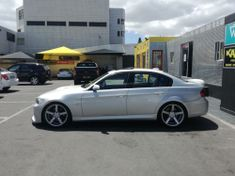2008 BMW 3 Series 335i Sport At e90  Western Cape Athlone_3