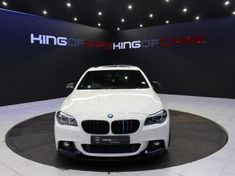 2015 BMW 5 Series 520D Auto M Sport Gauteng Boksburg_1