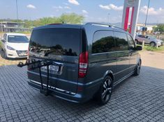 2014 Mercedes-Benz Viano 3.0 Cdi Avantgarde  Mpumalanga Nelspruit_4