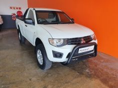 2014 Mitsubishi Triton 2.5 Di-d Glx P/u S/c  Mpumalanga