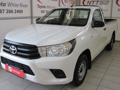 2018 Toyota Hilux 2.4 GD Single Cab Bakkie Mpumalanga White River_1