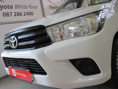 2018 Toyota Hilux 2.4 GD Single Cab Bakkie Mpumalanga White River_3