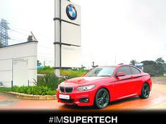 2016 BMW 2 Series 220D M Sport Auto Kwazulu Natal