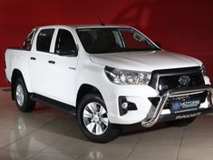 2020 Toyota Hilux 2.4 GD-6 RB SRX Auto Double Cab Bakkie North West Province Klerksdorp_2