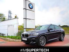 2020 BMW X4 xDRIVE20d M Sport Kwazulu Natal