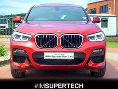 2020 BMW X4 xDRIVE20d M Sport Kwazulu Natal Durban_2