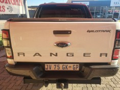 2016 Ford Ranger 3.2TDCi 3.2 WILDTRAK 4X4 Auto Double Cab Bakkie Gauteng Vereeniging_1
