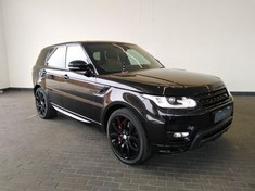 2016 Land Rover Range Rover Sport 5.0 V8 S/C Autobiography Dynamic North West Province