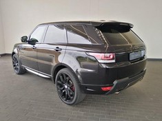 2016 Land Rover Range Rover Sport 5.0 V8 SC Autobiography Dynamic North West Province Rustenburg_3
