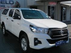 2019 Toyota Hilux 2.4 GD-6 SRX 4X4 Double Cab Bakkie Western Cape Cape Town_3