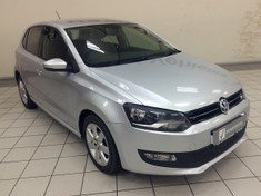 2013 Volkswagen Polo 1.6 Comfortline 5dr  Limpopo