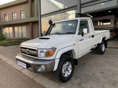 2020 Toyota Land Cruiser 70 4.5D Single cab Bakkie Gauteng