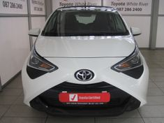 2020 Toyota Aygo 1.0 X-Cite 5-Door Mpumalanga White River_0
