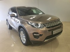2017 Land Rover Discovery Sport Sport 2.0 Si4 HSE LUX Mpumalanga