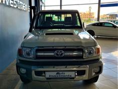 2016 Toyota Land Cruiser 70 4.5D Single cab Bakkie Gauteng Vanderbijlpark_1