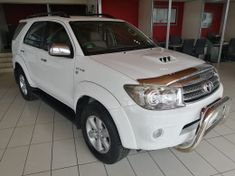 2009 Toyota Fortuner 3.0d-4d R/b  Gauteng