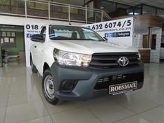 2020 Toyota Hilux 2.4 GD S A/C Single Cab Bakkie North West Province