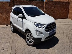 2019 Ford EcoSport 1.0 Ecoboost Titanium North West Province