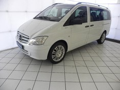 2012 Mercedes-Benz Vito 116 Cdi Shuttle  Gauteng Springs_0