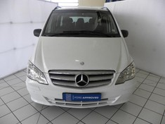 2012 Mercedes-Benz Vito 116 Cdi Shuttle  Gauteng Springs_1