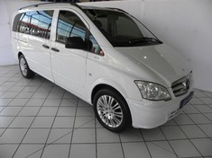 2012 Mercedes-Benz Vito 116 Cdi Shuttle  Gauteng Springs_2