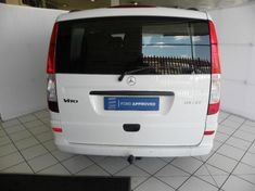 2012 Mercedes-Benz Vito 116 Cdi Shuttle  Gauteng Springs_4