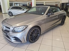 2019 Mercedes-Benz C-Class AMG C43 Cabriolet Western Cape