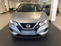 2018 Nissan Qashqai 1.2T Acenta CVT Free State Bloemfontein_1