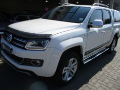 2016 Volkswagen Amarok 2.0 BiTDi Ultimate 132KW 4MOT Auto Double Cab Bakk Gauteng Pretoria_1