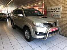 2014 Toyota Fortuner 3.0d-4d R/b  Western Cape