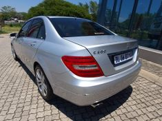 2013 Mercedes-Benz C-Class C200 Be Classic  Mpumalanga Nelspruit_2