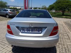 2013 Mercedes-Benz C-Class C200 Be Classic  Mpumalanga Nelspruit_3