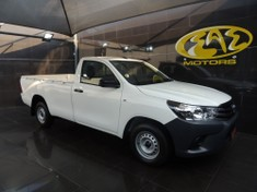 2021 Toyota Hilux 2.4 GD Single Cab Bakkie Gauteng