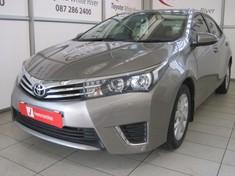 2016 Toyota Corolla 1.3 Prestige Mpumalanga White River_1