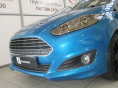 2013 Ford Fiesta 1.0 Ecoboost Titanium 5dr  Mpumalanga White River_3
