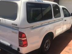 2015 Toyota Hilux 2.0 Vvti S P/u S/c  Western Cape