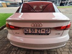 2018 Audi A3 1.0 TFSI STRONIC Gauteng Vereeniging_1