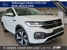 2020 Volkswagen T-Cross 1.0 TSI Comfortline Gauteng
