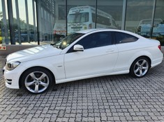 2014 Mercedes-Benz C-Class C180 Be Coupe At  Mpumalanga Nelspruit_1
