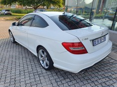 2014 Mercedes-Benz C-Class C180 Be Coupe At  Mpumalanga Nelspruit_2