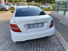 2014 Mercedes-Benz C-Class C180 Be Coupe At  Mpumalanga Nelspruit_3