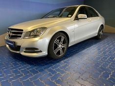 2013 Mercedes-Benz C-Class C200 Be Avantgarde At  Gauteng Alberton_0
