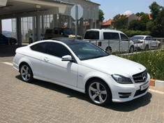 2015 Mercedes-Benz C-Class C250 Cdi Be Coupe A/t  Gauteng