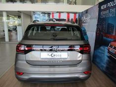 2021 Volkswagen T-Cross 1.0 Comfortline DSG North West Province Rustenburg_2