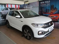 2020 Volkswagen T-Cross 1.5 TSI R-Line DSG North West Province