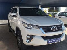 2017 Toyota Fortuner 2.8GD-6 4X4 Auto Western Cape Kuils River_2